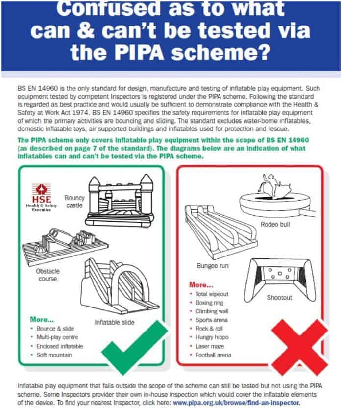 PIPA Scheme