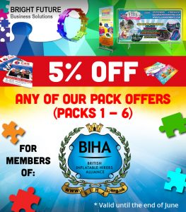Discount of 5% on selected services from Bright Future Business Solutions
