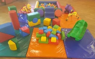 Softplay hire in Bourne