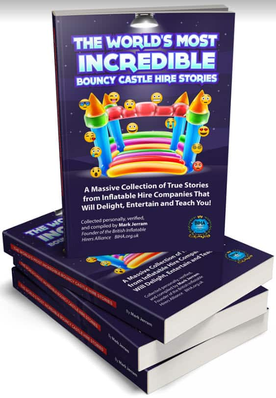 The World's Most Incredible Bouncy Castle Hire Stories